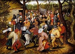 flemish-artist-pieter-brueghel-younger-painting-wedding-dance-in-the-open-air